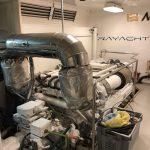 Ferretti 94 custom line rayacht