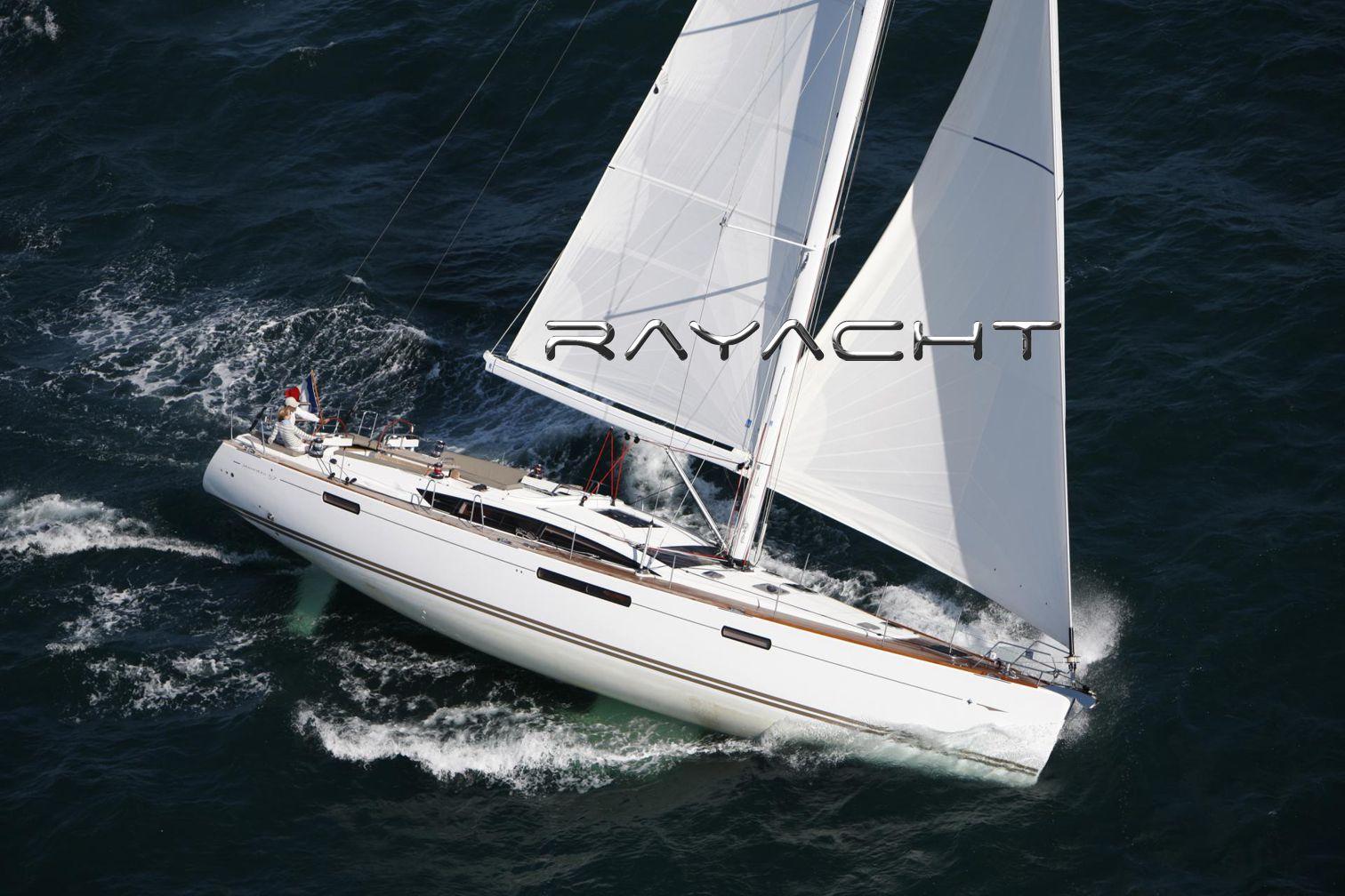 Jeanneau 57 Rayacht 2010
