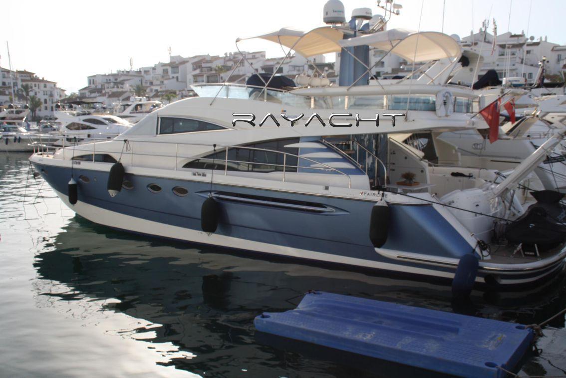 Fairline Squadron 58 - 2002 Rayacht