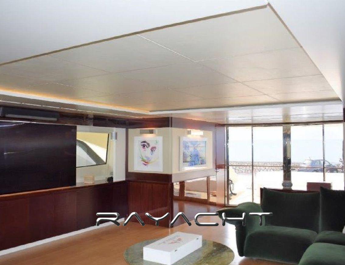 Amer Yacht 116' Rayacht