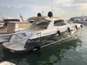 Rizzardi R 63 Top Line Rayacht charter