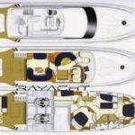 Princess 65' -1999 Rayacht.com