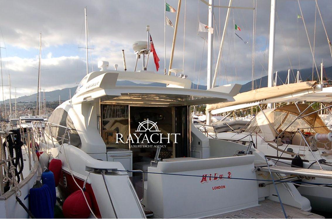 Azimut 43S - 2006 Rayacht