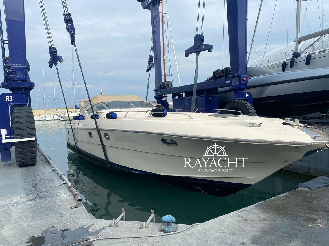 Sarnico Maxim 55' - 1994 Rayacht