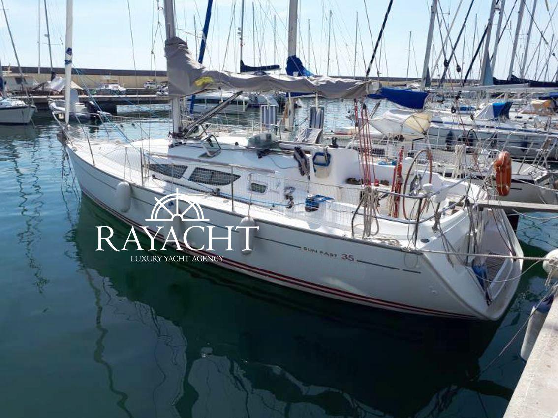 Jeanneau Sun Fast 35' -2006 - Rayacht.com