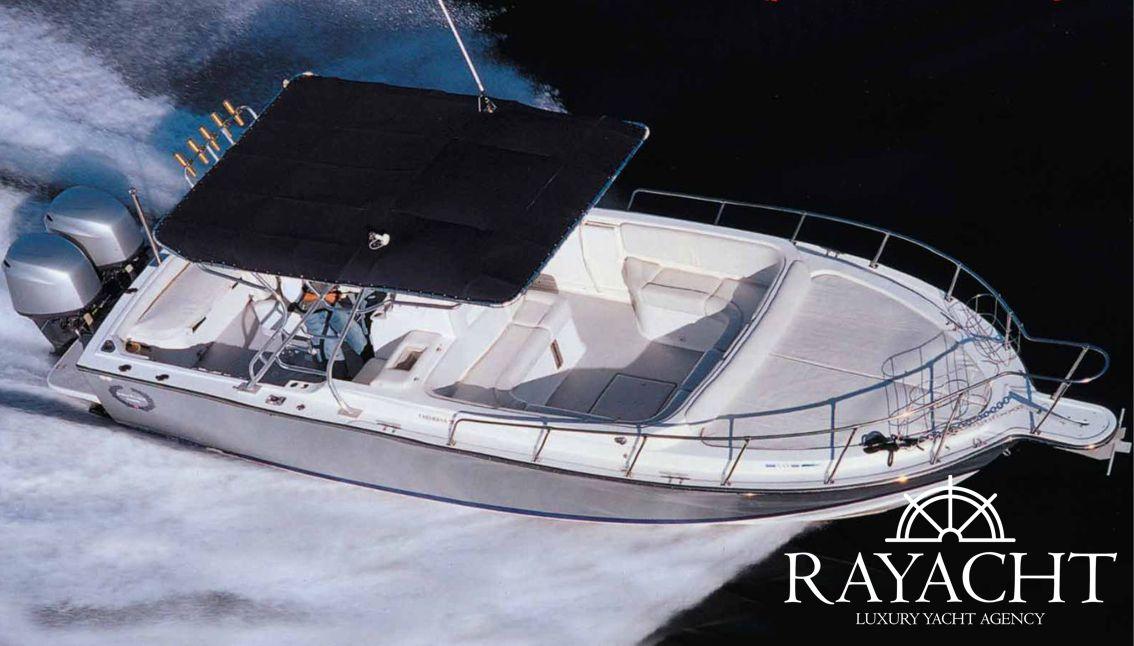 Cartagena 28' Monte Carlo Marine Rayacht.com