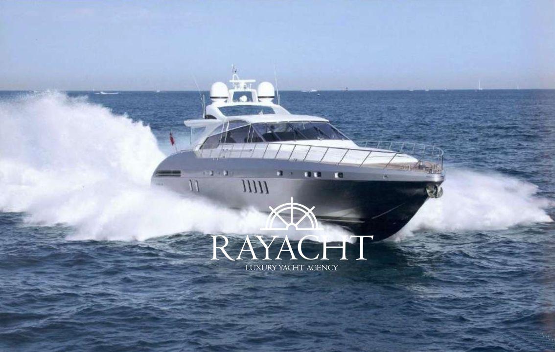 Overmarine Mangusta 80HT 2006 Rayacht.com