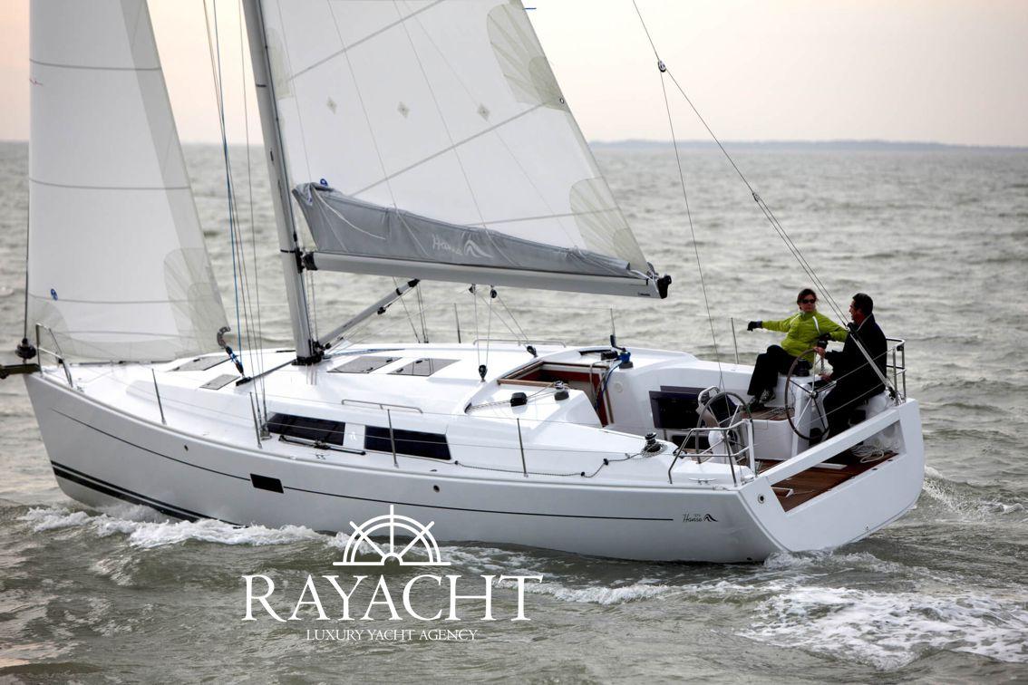 Hanse 375 - 2010 Rayacht.com