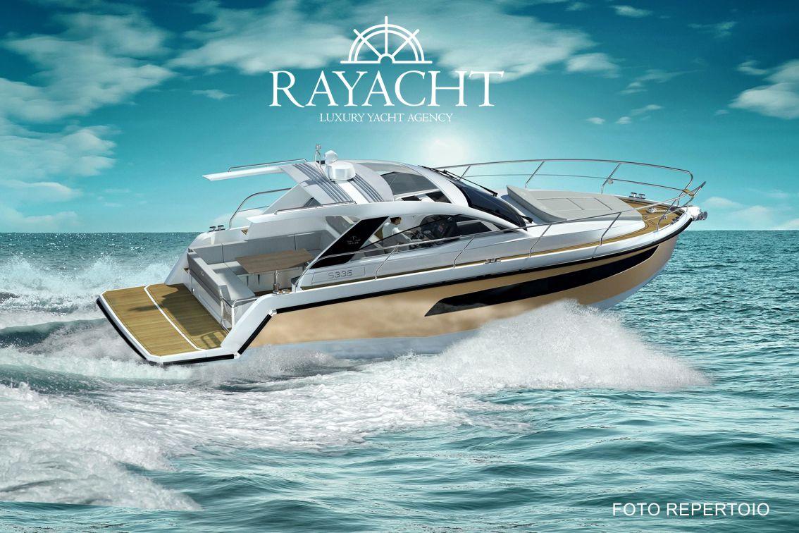 Sealine S330 - 2017 Rayacht.com