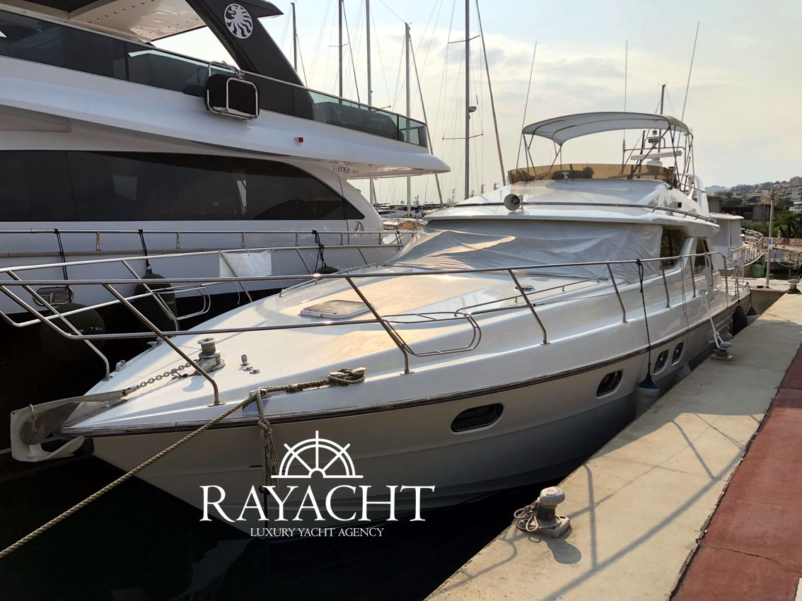 Princess 48 - 1992 Rayacht.com